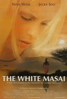 """The White Masai - 11"""" x 17"""", FulcrumGallery.com brand"""
