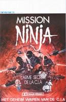 """The Ninja Mission - 11"""" x 17"""" - $15.49"""