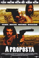 """The Proposition - 11"""" x 17"""" - $15.49"""