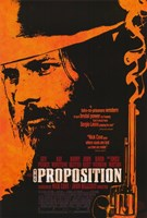 """The Proposition - man with a hat - 11"""" x 17"""" - $15.49"""