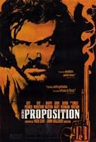 "The Proposition - orange - 11"" x 17"" - $15.49"