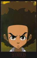 The Boondocks TV Series Fine Art Print