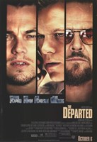 """The Departed Cast - 11"""" x 17"""""""