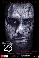 The Number 23 Fine Art Print