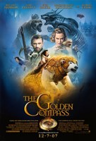 """The Golden Compass - characters posed - 11"""" x 17"""""""