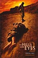The Hills Have Eyes II - orange Fine Art Print