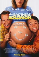 "The Brothers Solomon - 11"" x 17"" - $15.49"
