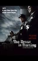 "The Bronx Is Burning - 11"" x 17"""
