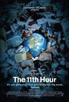 """The 11th Hour Leonardo DiCaprio - 11"""" x 17"""", FulcrumGallery.com brand"""