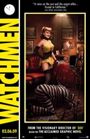 The Watchmen - style G Wall Poster