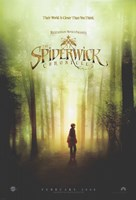"The Spiderwick Chronicles -  Man standing - 11"" x 17"" - $15.49"