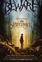 "The Spiderwick Chronicles - Beware - 11"" x 17"", FulcrumGallery.com brand"
