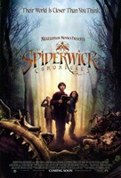 """The Spiderwick Chronicles - Their world is closer than you think - 11"""" x 17"""", FulcrumGallery.com brand"""