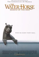 """The Water Horse: Legend of the Deep (movie poster) - 11"""" x 17"""""""