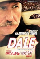 """Dale The Story of an American Legend - 11"""" x 17"""", FulcrumGallery.com brand"""
