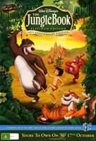 "The Jungle Book DVD Cover - 11"" x 17"""