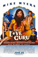 The Love Guru Fine Art Print