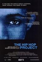 "The Hip Hop Project - 11"" x 17"" - $15.49"