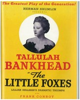 "The (Broadway) Little Foxes - 11"" x 17"" - $15.49"