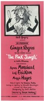 The (Broadway) Pink Jungle Fine Art Print