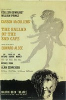 """The (Broadway) Ballad Of The Sad Cafe - 11"""" x 17"""""""