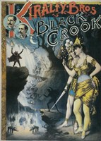 "The (Broadway) Black Crook - 11"" x 17"""