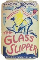 "The (Broadway) Glass Slipper - 11"" x 17"""