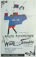 "The (Broadway) Waltz Of The Toreadors - 11"" x 17"", FulcrumGallery.com brand"