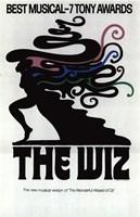 """The Wiz (Broadway) - 11"""" x 17"""""""