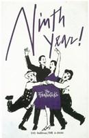 """The (Broadway) Fantasticks - 11"""" x 17"""""""