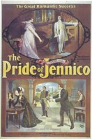 "The (Broadway) Pride Of Jennico - 11"" x 17"""