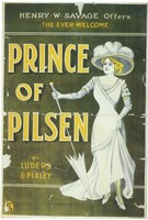 "The (Broadway) Prince Of Pilsen - 11"" x 17"" - $15.49"
