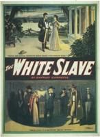 "The (Broadway) White Slave - 11"" x 17"", FulcrumGallery.com brand"
