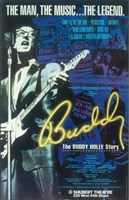 """The (Broadway) Buddy Holly Story - 11"""" x 17"""""""