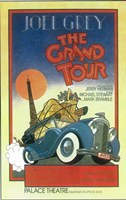 "The (Broadway) Grand Tour - 11"" x 17"" - $15.49"