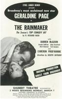 "The (Broadway) Rainmaker - 11"" x 17"""