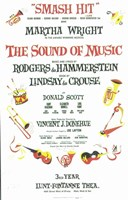 The Sound of Music (Broadway) Fine Art Print