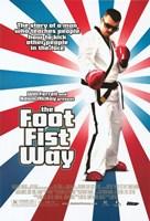 """The Foot Fist Way - 11"""" x 17"""""""