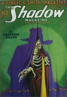 "The (Pulp) Shadow Magazine Creeping Death - 11"" x 17"""