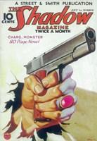 "The (Pulp) Shadow Magazine - 11"" x 17"""