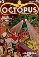 "The (Pulp) Octopus - 11"" x 17"", FulcrumGallery.com brand"