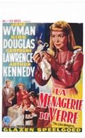 """The Glass Menagerie Jane Wyman - 11"""" x 17"""""""