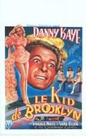 """The Kid From Brooklyn - 11"""" x 17"""""""