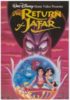 "The Return of Jafar - 11"" x 17"""