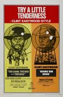 he Good, The Bad, and the Ugly Bullseye Fine Art Print