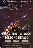 "Spaceballs Portuguese - 11"" x 17"", FulcrumGallery.com brand"