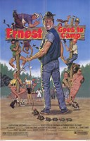 "Ernest Goes to Camp - 11"" x 17"""