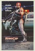 """Robocop Portuguese - 11"""" x 17"""" - $15.49"""
