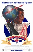 "Leonard Part 6 - 11"" x 17"""