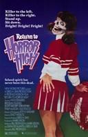 "Return to Horror High - 11"" x 17"", FulcrumGallery.com brand"